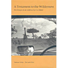 A Testament to  the Wilderness (Paperback)