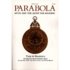 Parabola 15:1 -   Time and Presence