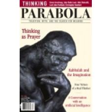 Parabola 31:3 -   Thinking as Prayer