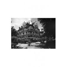 Postcard: Psychologischer Club Zurich