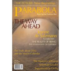 Parabola 34:4 - The Way Ahead