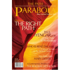 Parabola 34:3 - Finding the Right Path