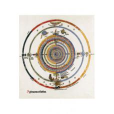 Postcard: Systema mundi totius